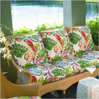 Mandalay Sofa Back Cushion Set
