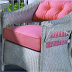 Nantucket Dining Chair Seat Cushion