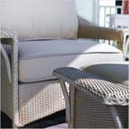 Nantucket Chair and a Half Seat Cushion