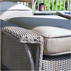 Nantucket Large Ottoman Seat Cushion