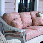 Nantucket Sofa Back Cushion Set