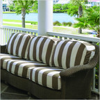 Oxford Sofa Back Cushion Set