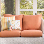 Weekend Retreat Love Seat Back Cushions