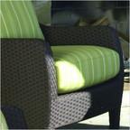 Monaco Lounge Chair Seat Cushion