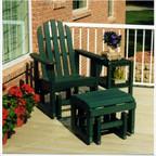 Adirondack Glider Chair