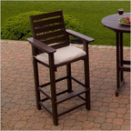 "Captain 29.5"" Outdoor Bar Stool"