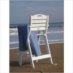 "Nautical  29.5"" Outdoor Bar Chair"