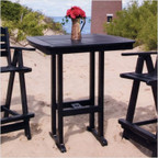 "Nautical 37"" Outdoor Bar Table"