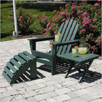 Adirondack Table & Chair Set