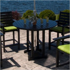 "36"" Outdoor Counter Height Table"