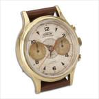 Wristwatch Alarm Round Aureole Clock