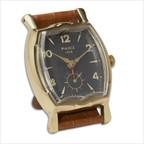 Wristwatch Alarm Square Pierce Clock
