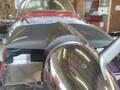 RV7 Glass Plenum