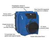 Abatement Technologies Portable Air Scrubber: PRED600