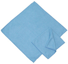 "MICROFIBER GLASS CLOTHS (16"" X 16"")"