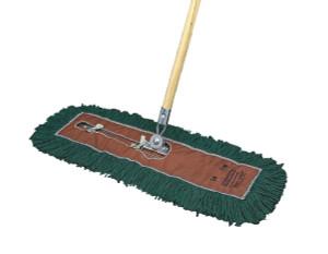 barricade dust mop