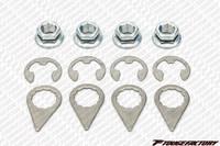 Stage 8 10mm x 1.25 Locking Turbo to Manifold Nut Kit