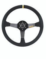 Sparco Competition R 368 Steering Wheel - 380mm Dia. - Suede