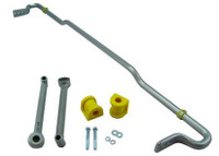 Whiteline Rear Sway Bar - 24mm XX Heavy Duty Adj. Blade Motorsport - Subaru Forester, Legacy, WRX, & STI '07+