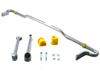 Whiteline Rear Sway Bar - 22mm X Heavy Duty Adj. Blade - Subaru Forester, Legacy, WRX, & STI '07+