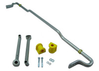 Whiteline Rear Sway Bar - 20mm Heavy Duty Adj. Blade - Subaru Forester, Legacy, WRX, & STI '07+