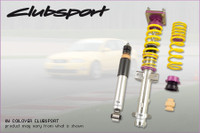 KW Suspension 'Clubsport' Coilover Kit - BMW M3 E46 '01-06