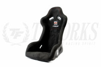 Buddy Club P1 Limited Bucket Seat (FRP) (BLACK)
