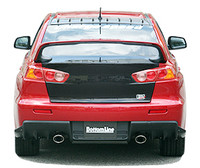 Charge Speed OEM Carbon Fiber Trunk - Mitsubishi EVO 10