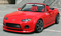 Charge Speed FRP Side Skirts - Mazda Miata NC