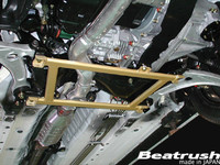 Beatrush Front Performance Bar Mitsubishi EVO 2003-2006