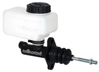 "Wilwood Compact Remote Flange Mount Master Cylinder - 5/8""-1/18"" Bore Sizes"