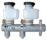 "Wilwood Tandem Remote Master Cylinder - 1.00"" Bore Size"