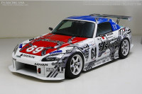 J's Racing Type S Total Aero System FRP Version 2 - Honda S2000 AP1 AP2