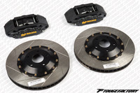 AP Racing Classic Front 6-Piston Big Brake Kit - 355x32mm Disc Size - Subaru Impreza WRX & STi 2002-13