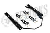 Buddy Club Racing Seat Rails for Scion FRS & Subaru BRZ (Driver - Left)