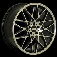 BBS RX-R Cast Aluminum Monobloc with Flow-Formed Rim Area