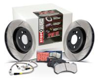 Stoptech Slotted Sport Brake Kit- Front- Scion FRS & Subaru BRZ