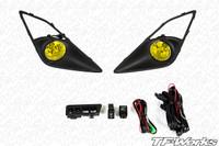 Spyder OEM Style Fog Lights (FL-CL-SFRS13) - Scion FR-S / Subaru BRZ