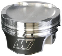 Wiseco 4v Dish -19cc 100mm Piston Shelf Stock - Subaru WRX/ STi EJ257