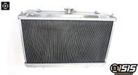 ISR Performance Aluminum Radiator - 95-98 Nissan 240SX S14 w/ KA24DE