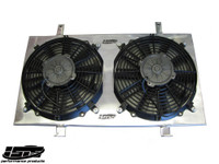 ISR Peformance Radiator Fan Shroud Kit - 95-98 Nissan S14 KA24DE