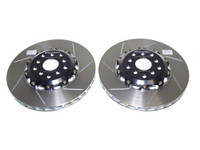 Girodisc Rear 2pc Floating Rotors for 04-07 STi