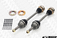 Driveshaft Shop NISSAN S13 / S14 240SX 600HP Complete Axle w/6-Bolt Inner