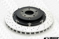 Nissan OEM Skyline GTR R35 Rear Brake Rotor