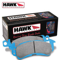 Hawk Blue 9012 Brake Pads - 07-01 Acura Integra, 02-06 RSX, 04-08 TSX, 00-09 Honda S2000