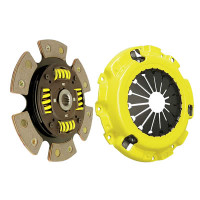 ACT 6-Puck Unsprung Xtreme Clutch Kit - 89-98 Nissan 240SX