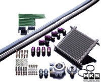 HKS Oil Cooler Kit - Nissan S15