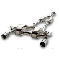 HKS Super Sound Master Exhaust - 03-09 Nissan 350Z