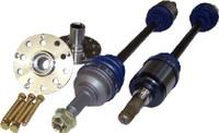 Driveshaft Shop 1200HP Pro-Level Direct Fit Axles - 89-02 Nissan Skyline GT-R R32 R33 R34