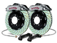 Brembo Rear Drilled Big Brake Kit - 99-02 Nissan Skyline GT-R R34